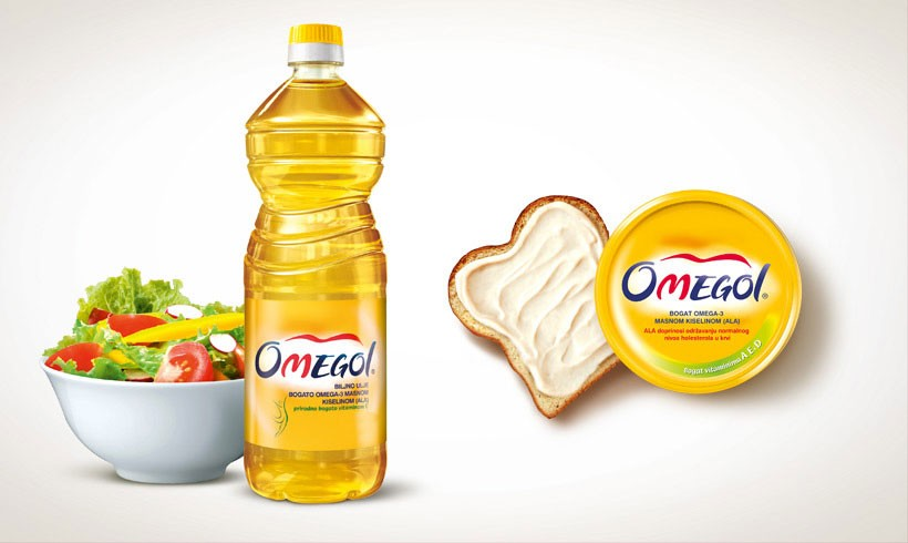 Omegol brand launch