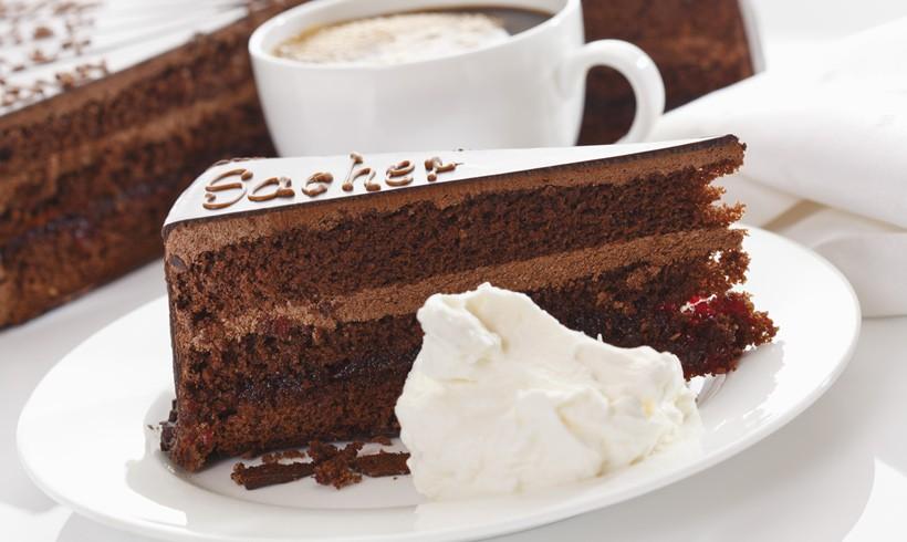 Sacher torta by Poslastičar