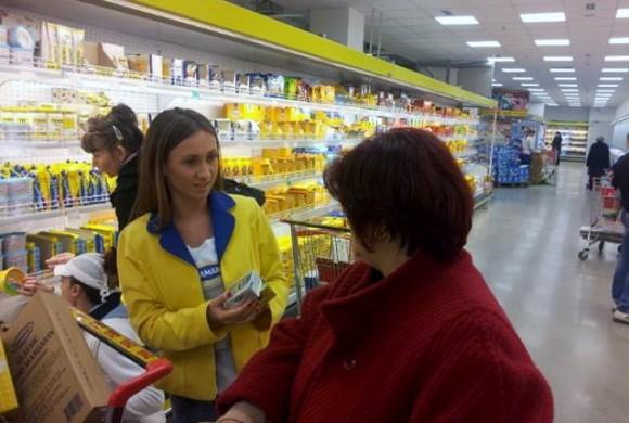 Promocije Dijamant stonih margarina