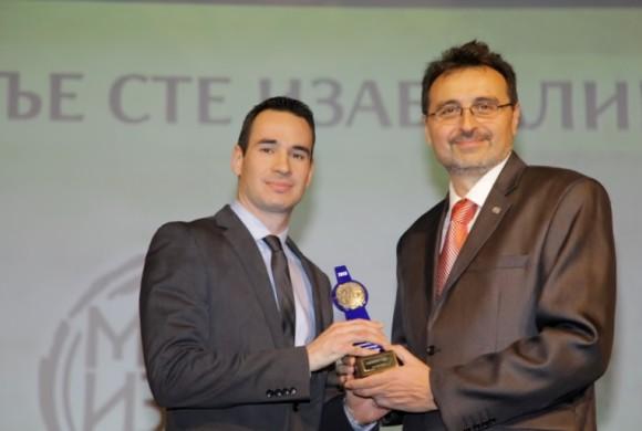 """""""Moj izbor"""" 2013. godine kompanija Dijamant najomiljeniji proizvođač u Srbiji"""