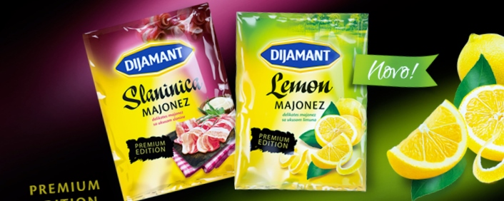 Majonez Lemon – NOVO iz Dijamanta.