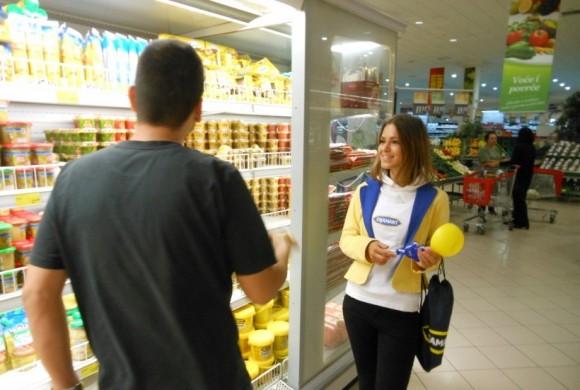 Promocije Dijamant majoneza i kečapa povodom Svetskog prvenstva u košarci