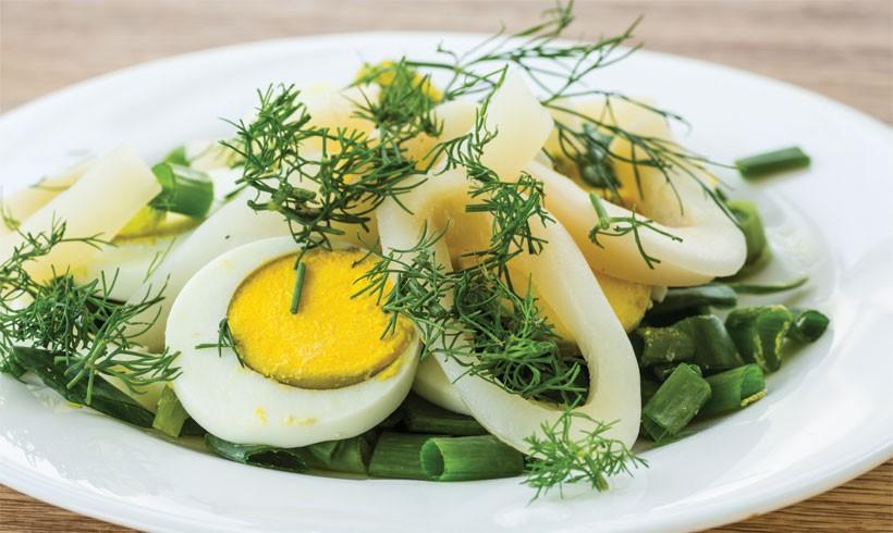 Salata od mirođije