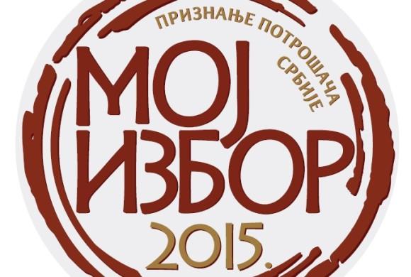 """Dijamant ulje dobitnik zlatne medalje """"Moj izbor 2015"""""""