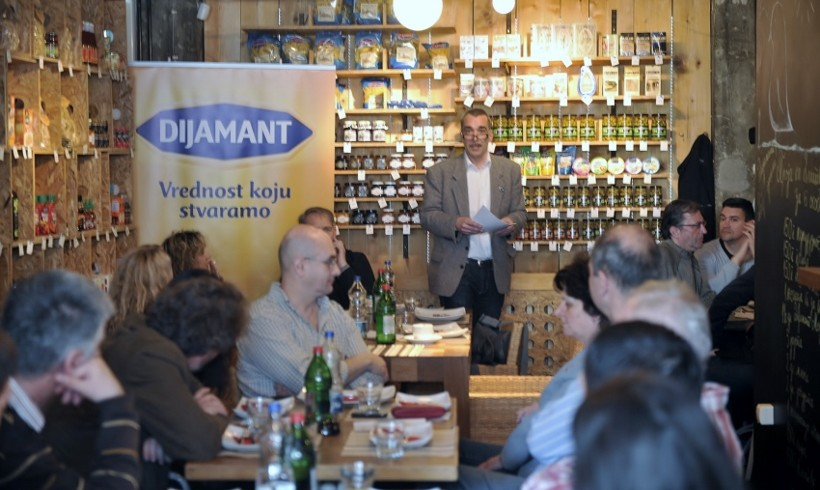 Promocija Dijamant kuvara i početak loyalty programa
