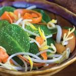 Salata od španaća