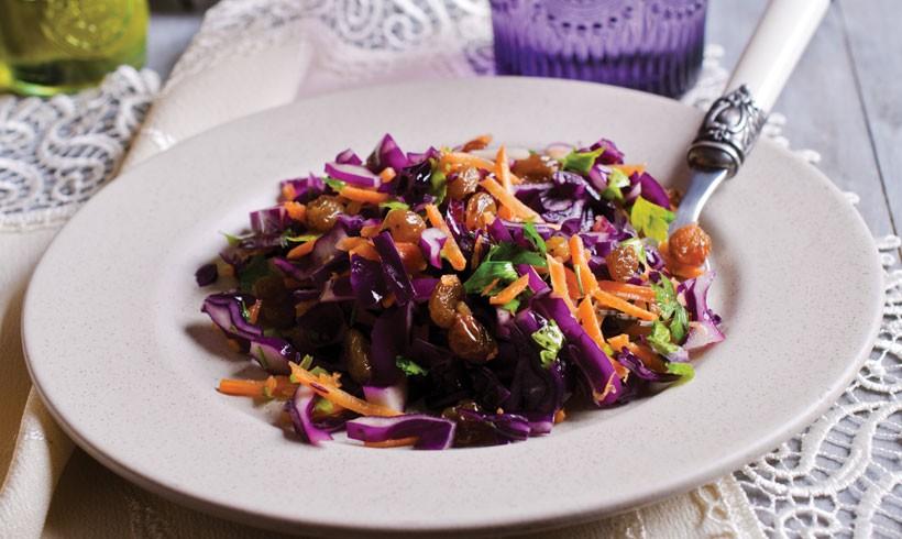 Ljubičasta salata