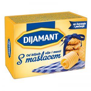 Dijamant margarin sa maslacem