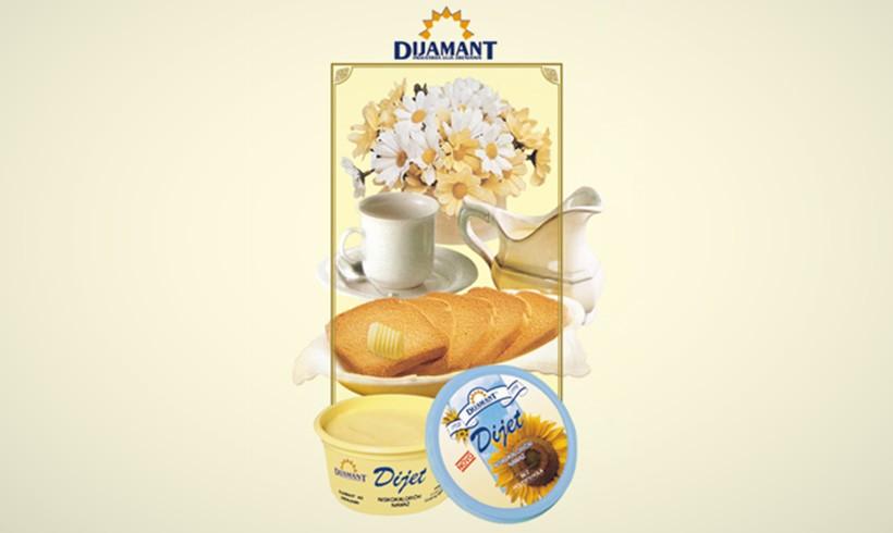 Početak proizvodnje DIJET margarina