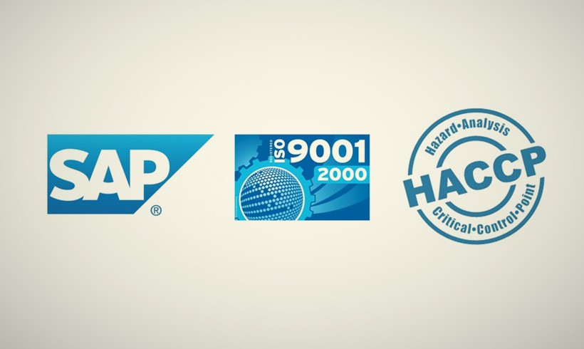The most modern information system SAP was introduced