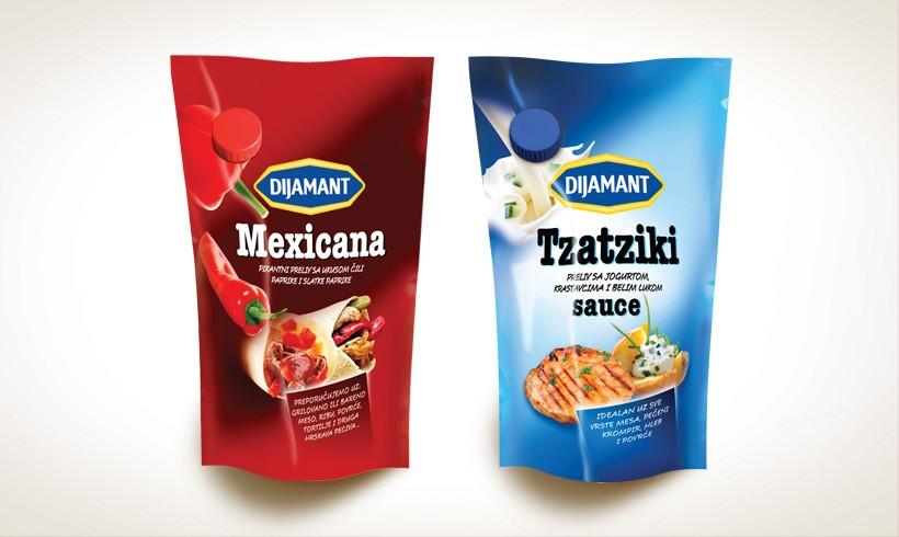 Lansirani novi proizvodi iz kategorije preliva i sosova