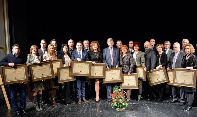 Dodela priznanja Kapetan Miša Anastasijević