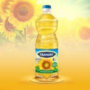 Dijamant suncokretovo ulje 1l
