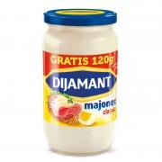 Dijamant,Majonez,Klasik,750g,gratis,120g,teglica,sveža jaja,classic
