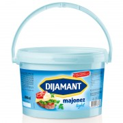 Dijamant Majonez,Light,3000ml,kanta,horeca,kantica