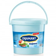 Dijamant Majonez,Light,5000ml, kanta,kantica,horeca