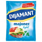 Dijamant,Majonez,Light,95ml,posno,bez glutena