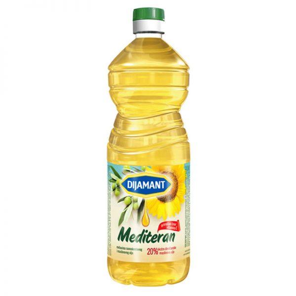 Dijamant Mediteran ulje