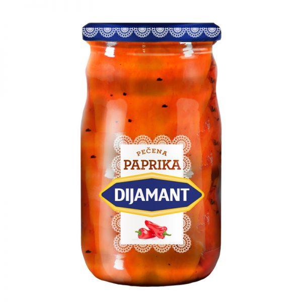 Paprika pečena