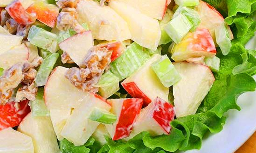 Recept Salata od celera i jabuke