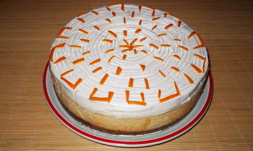 Cheese cake sa limunom