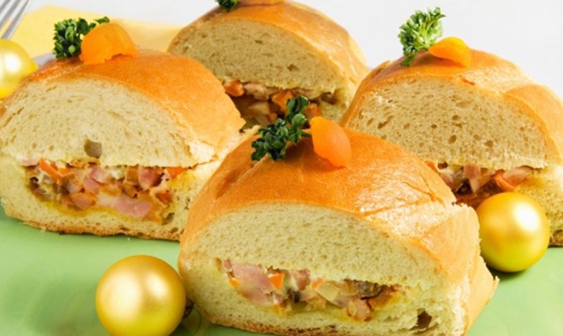 Recept francuski sendvič