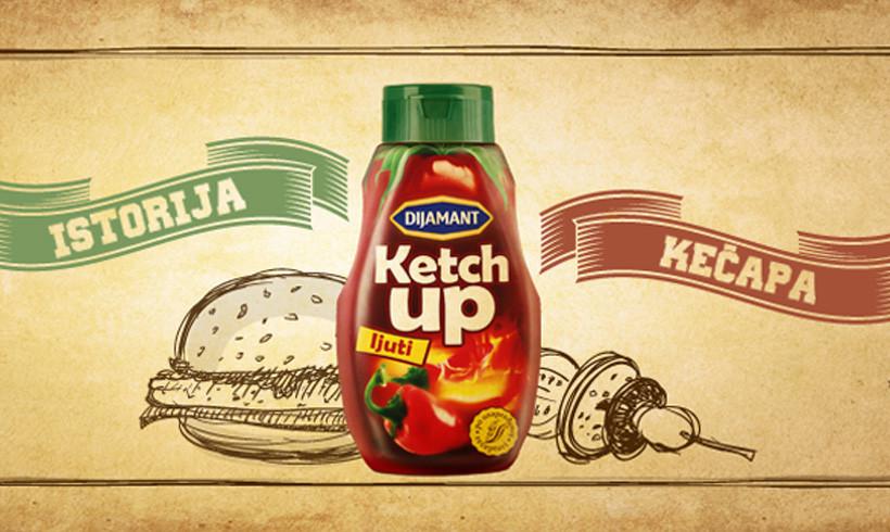 Ko spašava svaki zalogaj? Istorija kečapa