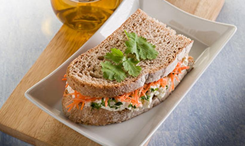 Recept Posni sendviči