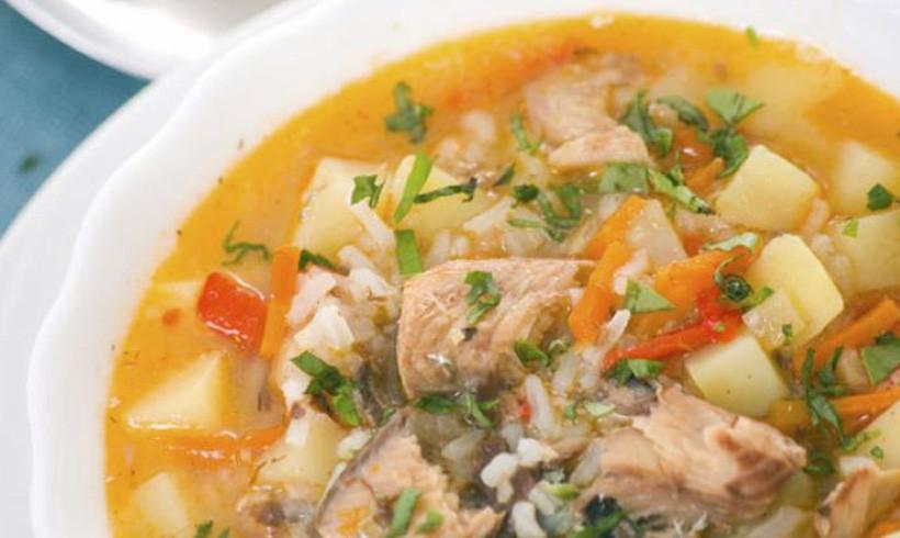 Riblja supa