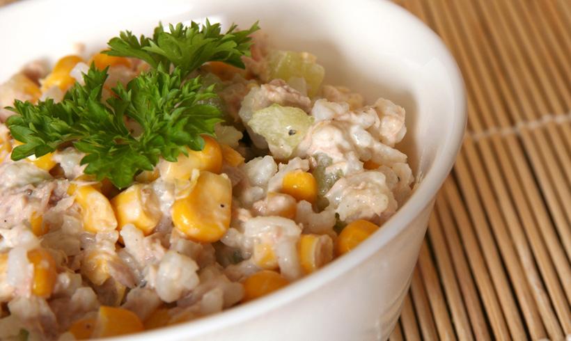 Recept Salata sa tunjevinom