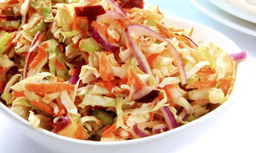 Šarena kupus salata