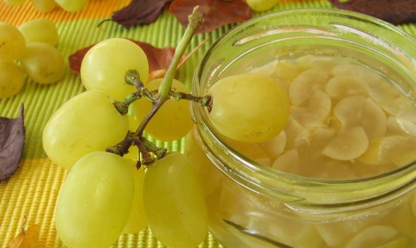 Slatko od belog grožđa
