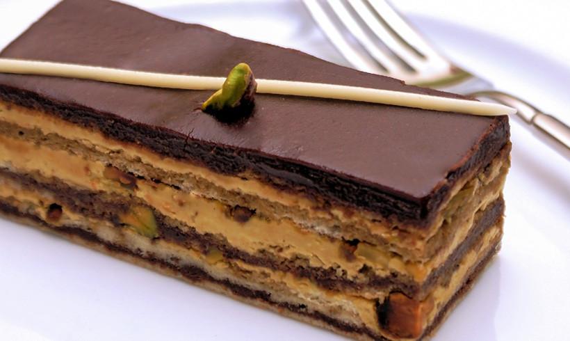 Vanila čoko kolač