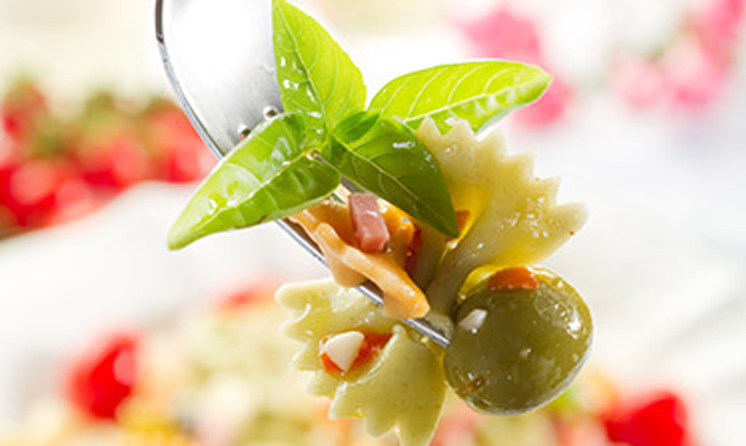 Recept vesela salata