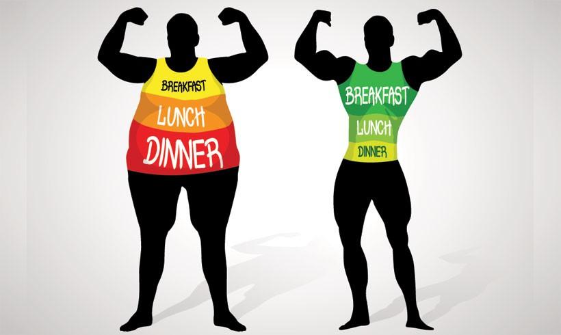 Manje obroka manje kilograma?