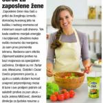 Obrok za zaposlenu ženu – Hranite se zdravo – Cezar