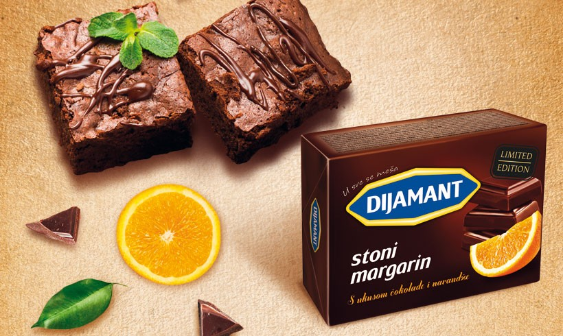 Dijamant Brownies