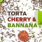 Dobro Jutro torta Cherry & Bannana