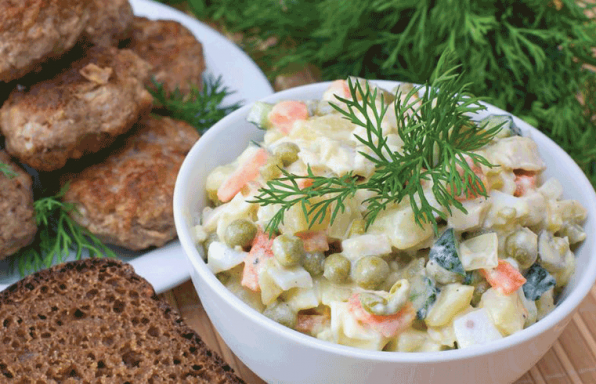 Recept,Francuska,salata