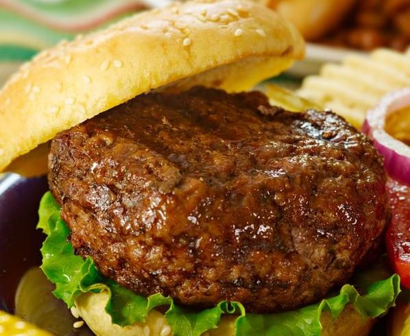 Napravite najbolji i najsočniji burger ikada