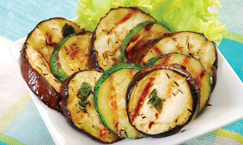 Marinada povrća za roštilj