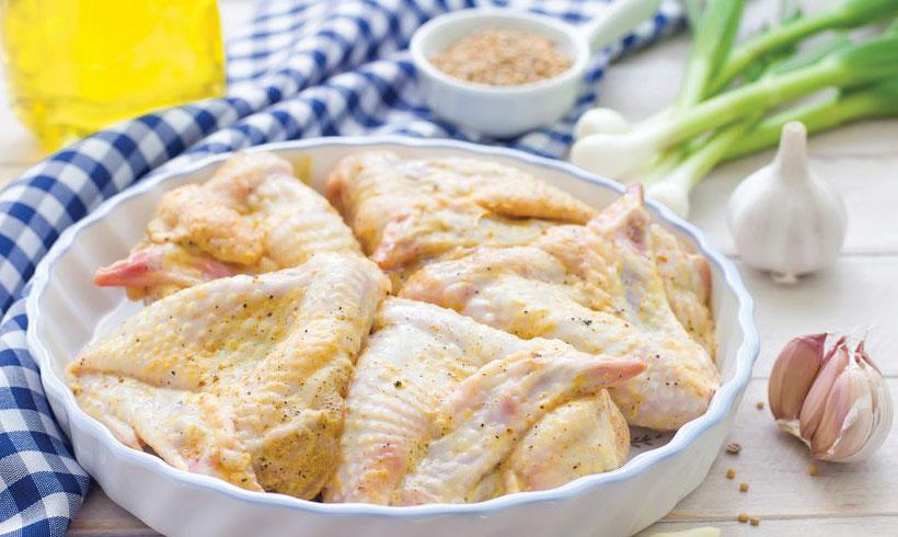 Marinada belog mesa za roštilj