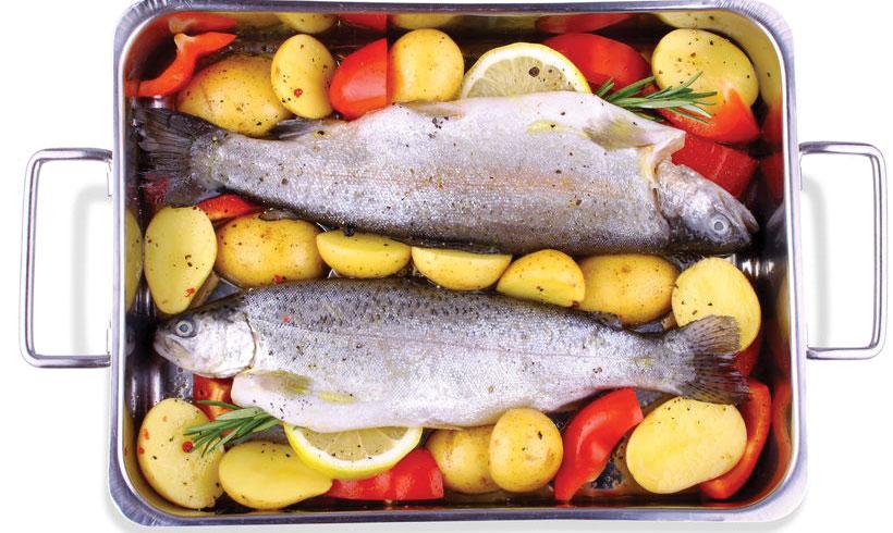 Marinada ribe za roštilj