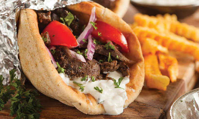 Tzatziki preliv – iz grčke taverne na domaću trpezu