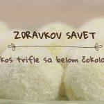 Kuglice bez mana Saaveti by Poslastičar