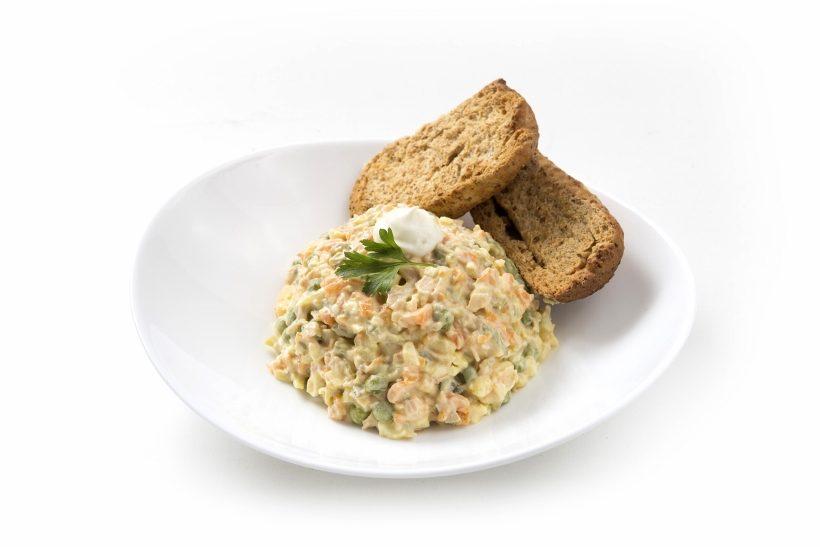 Bakina Ruska Salata