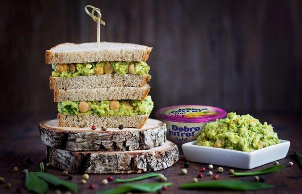sendvič sa dobro jutro light margarinom