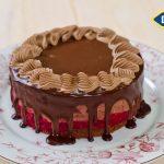 Frambois čokoladna torta by Poslastičar