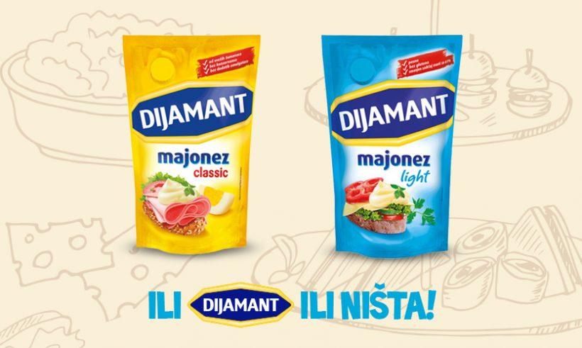 Dijamant majonez – ukus koji briše razlike