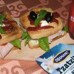Sendvič sa tostiranim hlebom